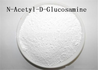 Good Quality Supplement Raw Materials & Amino Sugars N Acetyl D Glucosamine Nag N Acetylglucosamine White Powder 7512 17 6 on sale