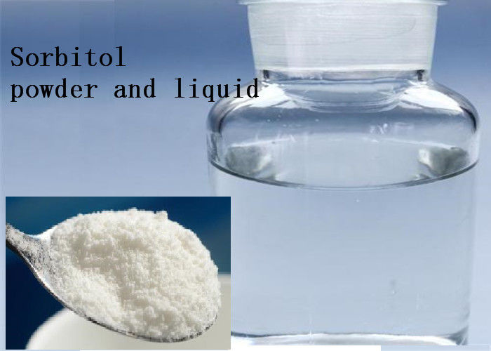 Sorbital Powder Artificial Food Additives Liquid 50 70 4 Sweetener Thickerner