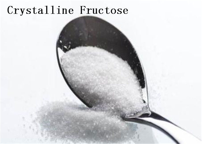 Sweeteners Natural Food Additives Crystalline Fructose Powder 57 48 7 White Crystal