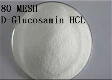 China Transparent Glucosamine Hydrochloride Powder 66 84 2 80 Mesh Soluble In Water factory