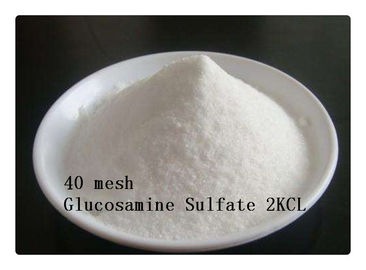 China 2KCl D Glucosamine Sulfate Powder 40 Mesh 38899 05 7 Pharmaceutical Material factory