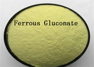 Yellow Green Ferrous Gluconate Dihydrate Powder 22830 45 1 Nutrition Enhancer
